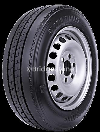 Bridgestone-Duravis-R207-45-degree-view
