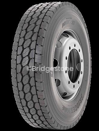 Bridgestone-M857-45-degree-view