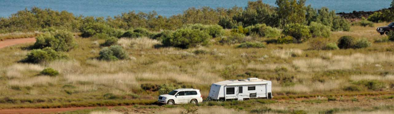 Travelling in a 4WD is better