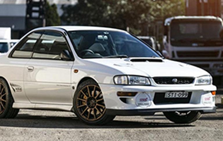 Subaru Impreza Tile