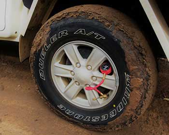5 things to know about 4WD tyre pressures