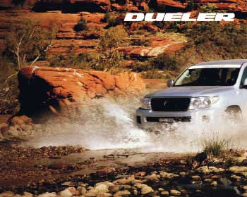 Bridgestone Dueler H/L 33 featured as OE on Lexus NX