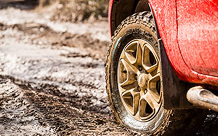 Busting The Myths on Mud Tyres