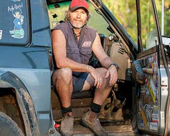 Graham Cahill's Top Three 4WD Trips