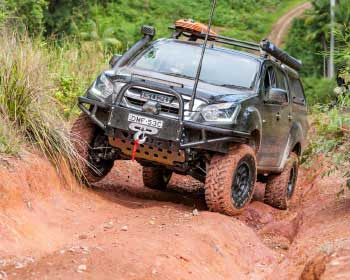 Graham Cahill's Trickiest 4WD Recoveries