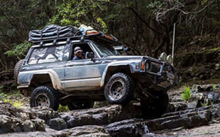 Preparing for your 4WD Trip