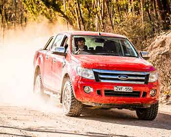 Sam Purcell Pushes Bridgestone M/T 674 Through The Outback