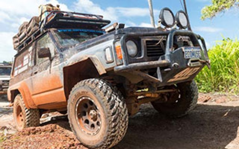 The Things We Love About Old School 4X4's