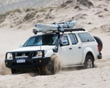 Why are 4WD Tyre Pressures so Important