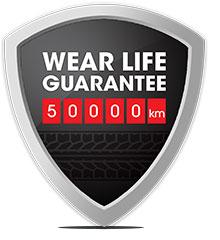 Wear Life Guarantee