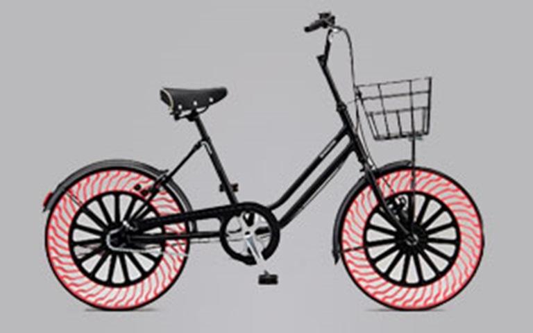 Bridgestone Debuts Revolutionary Bicycle Tyre
