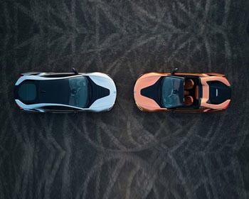Legendary Bridgestone Partnerships: BMW i8