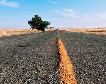 Australian Driving Distances