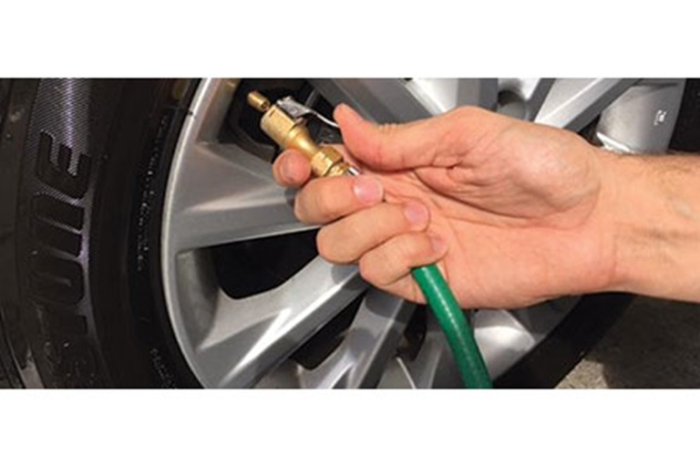 Keep your tyres in balance