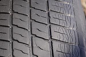 Tyre Wear and Tear