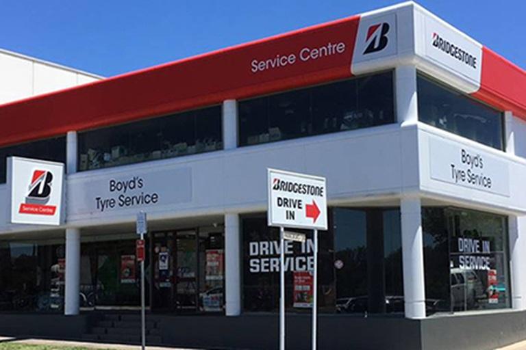 Bridgestone Service Centres