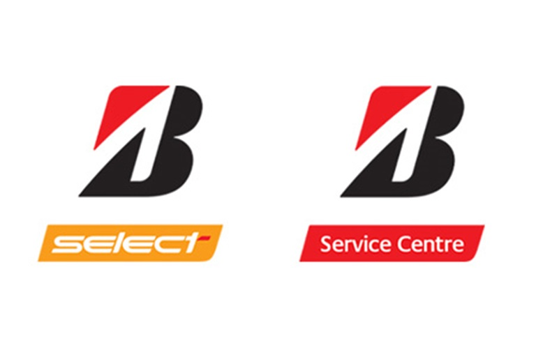 B-Select and Service Centre Logos