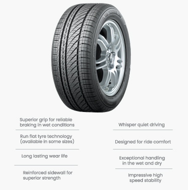 The benefits of choosing Turanza tyres