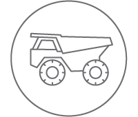 Earthmover icon