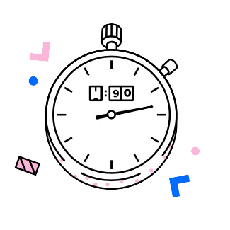 Product Page Clock