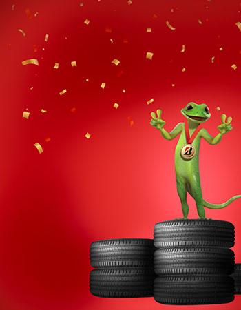 Get the 4th tyre FREE on Bridgestone Turanza Serenity Plus