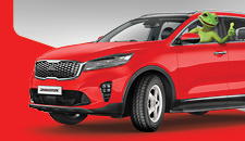 Get 4th tyre FREE on Supercat SUV tyres