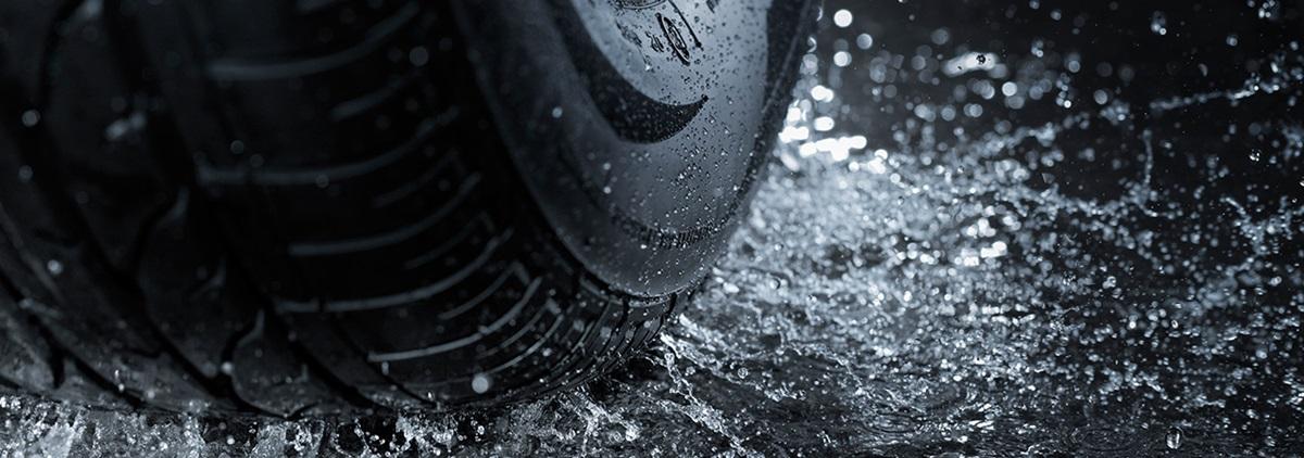 Bridgestone's Wet Weather Driving Tips